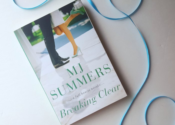 Breaking Clear by MJ Summers from Lady Love Garden