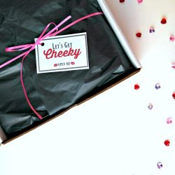 Bawdy Bookworms Box-Get Cheeky