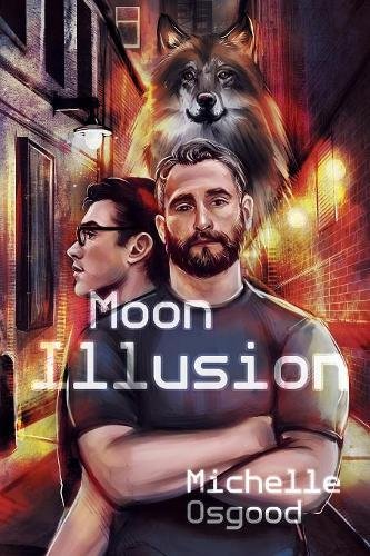 Moon Illusion by Michelle Osgood