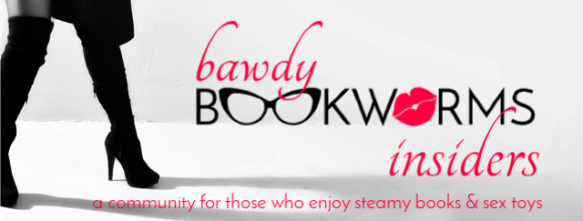 Bawdy Bookworms Insiders Facebook group