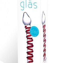 Mr Swirly Glass Wand packaging