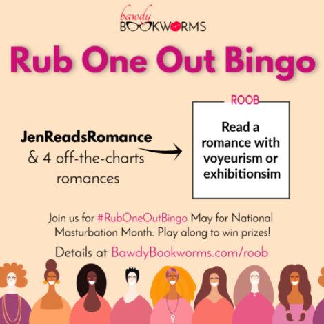 JenReadsRomance & 4 Off the Charts Romances With Voyeurism & Exhibitionism