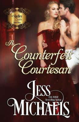 The Counterfeit Courtesan by Jess Michaels