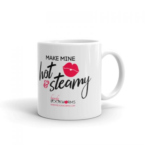 Make Mine Hot & Steamy mug