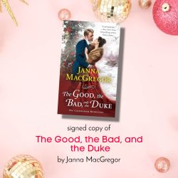 Holiday romance by Janna MacGregor