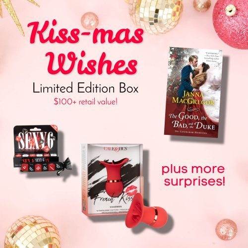 Kiss-mas Wishes Limited Edition Box