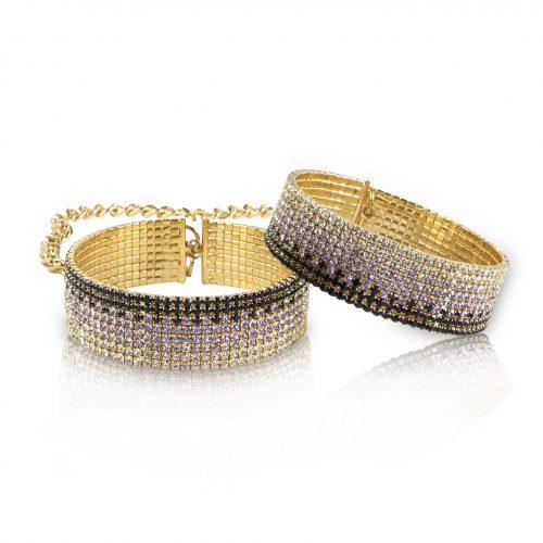 Rianne S Diamond Cuffs