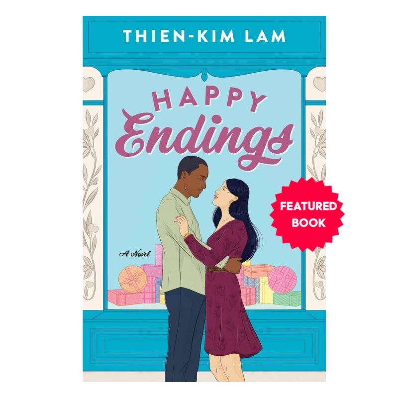 May Quickie Book: Happy Endings by Thien-Kim Lam
