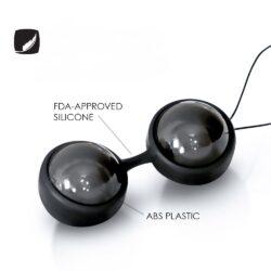 Lelo Beads Noir